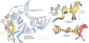 Cornelius unicorn Hippocampi line