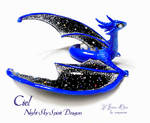 Ciel, Night Sky spirit dragon