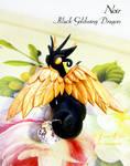Noir, Black Goldwing dragon2