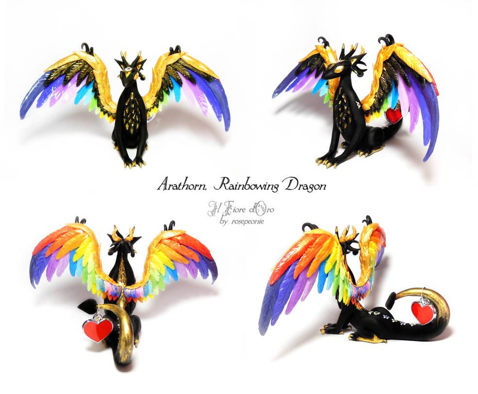 Arathorn, Rainbowing dragon