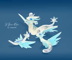 Snow Spirit dragons' nest