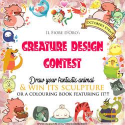 Creature contest design 2018