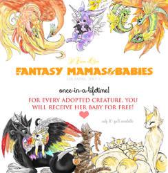Fantasy mamas and babies PROMO!