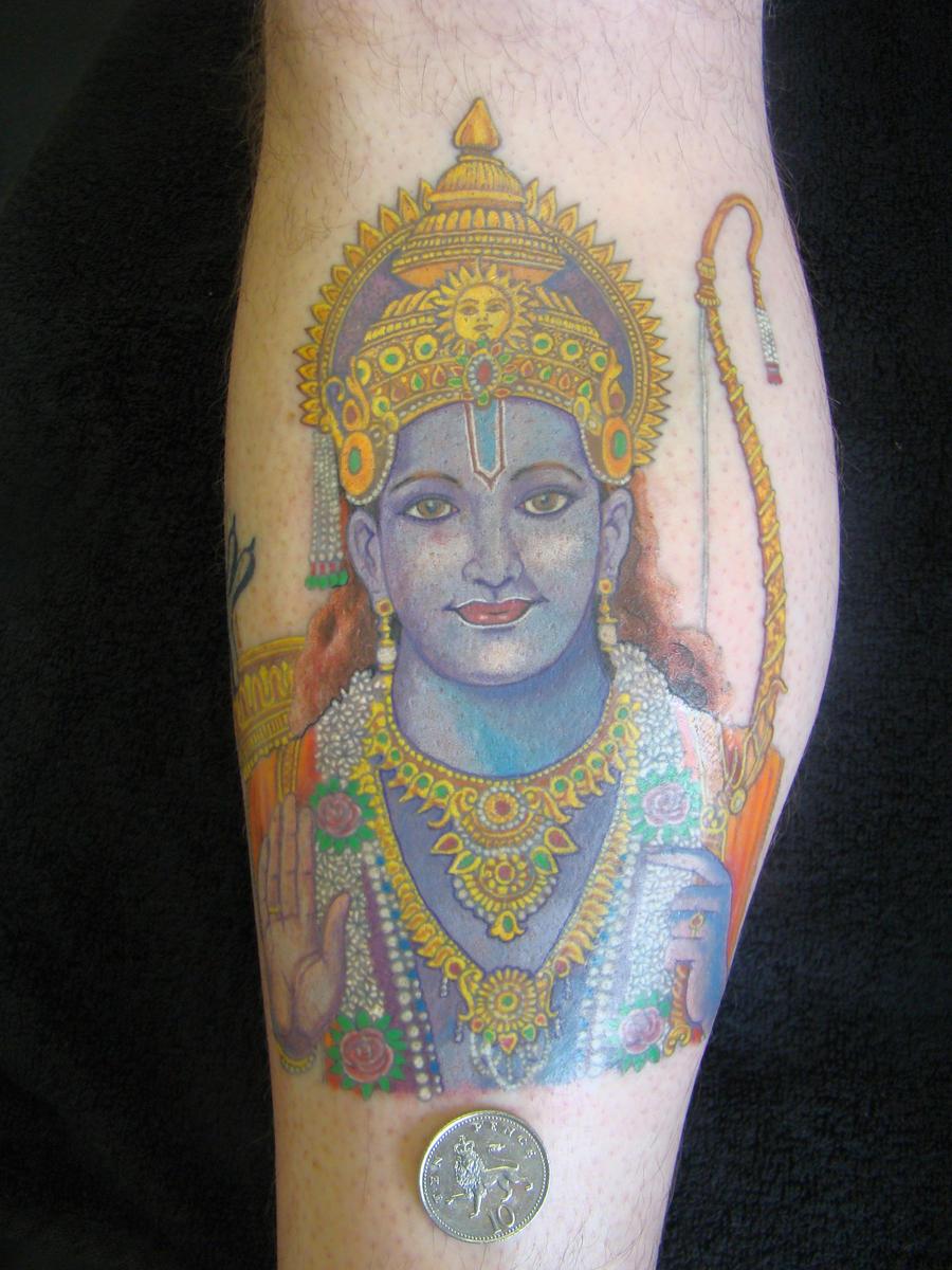 ken patten sheba tattoo