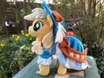 [sold!] My Little Pony Coronation Applejack MLP by Tamlana