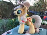 [sold!] My Little Pony Applejack plushie MLP by Tamlana