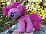 [sold!] My Little Pony Pinkie Pie plushie MLP by Tamlana