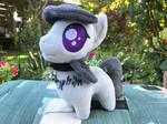 [sold!] My Little Pony Octavia Melody signed by Tamlana