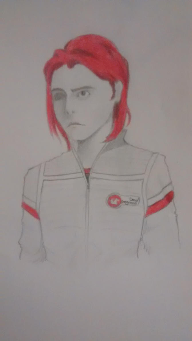 Gerard Way by darkshadowlink1