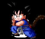 Evolution of the Saiyans - Dragon Ball Goku