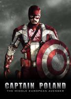 Captain Poland - The Middle European Avenger by Cuba91