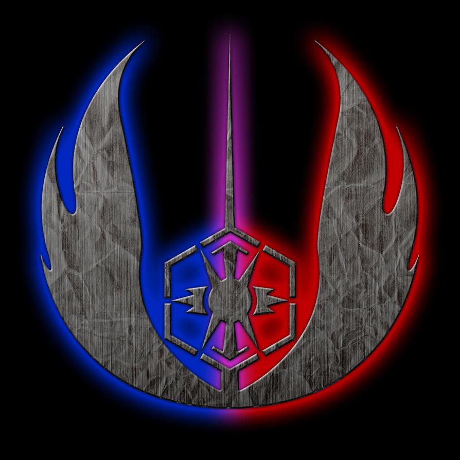 Gray Jedi Logo By Cuba91 On Deviantart