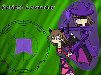 Patient Lavender by Wwagner-Animations