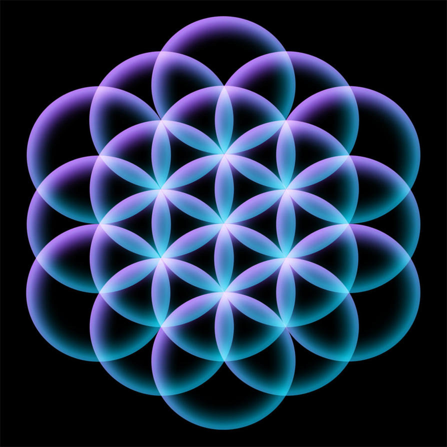 Flower of Life by DrSnowCrash