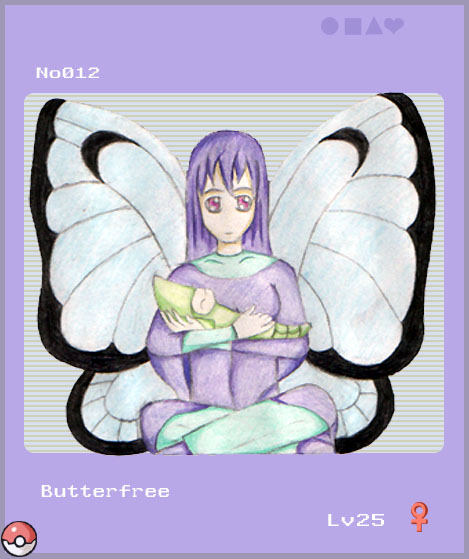 Butterfree 12 by tofu-lion91