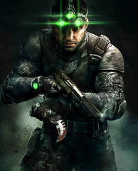 SplinterCell Blacklist by SeedSeven