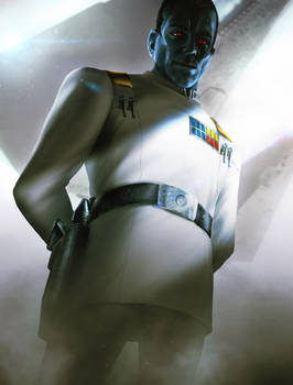 Star Wars Thrawn (official) : poster