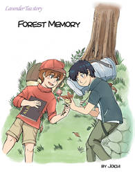 Forest Memory comic is here