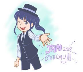 Birthday Art by Joichiroll