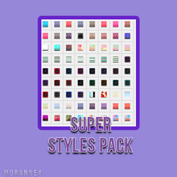 Super STYLES PACK