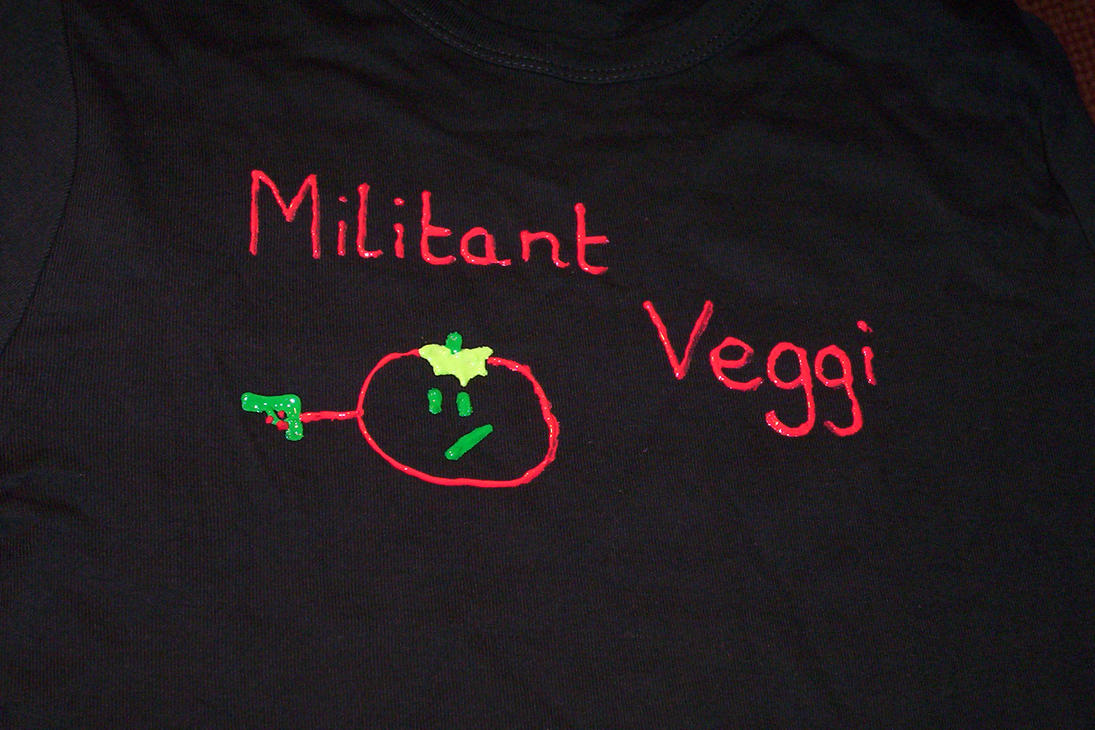 Militant Veggi by Otherside27