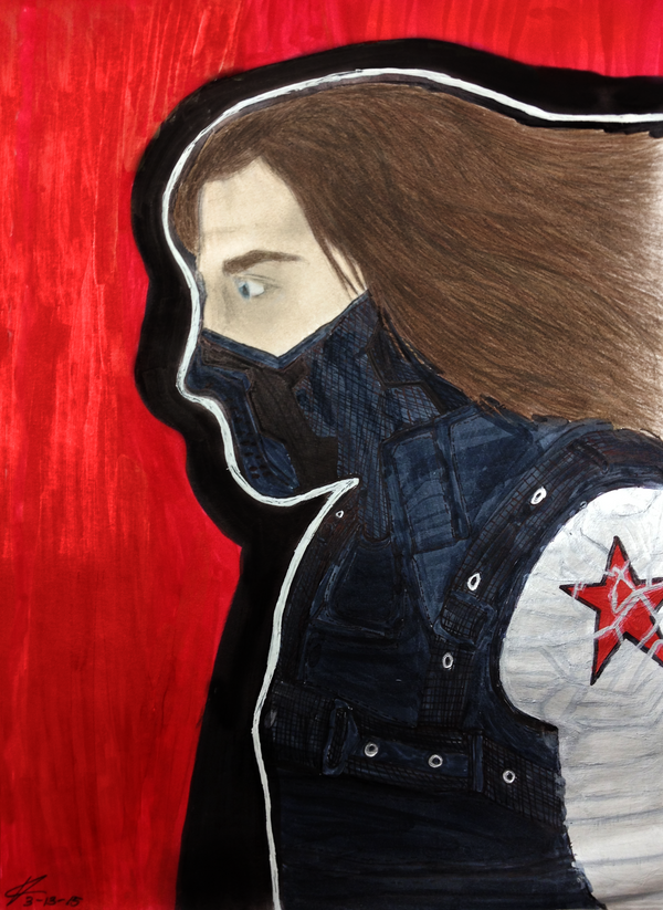 The Winter Soldier by AllysonCarver