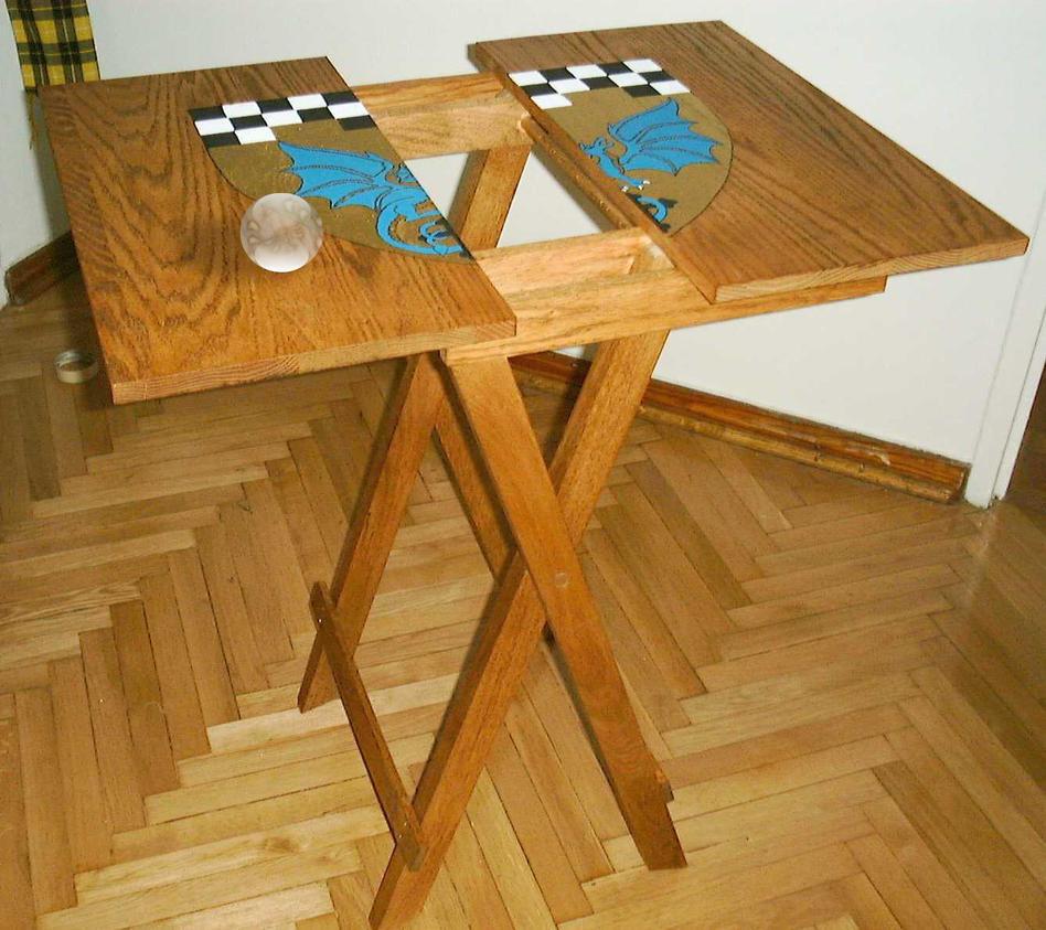 Фото раскладной стол для пикника своими руками