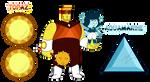 SUOCs - Topaz And Aquamarine