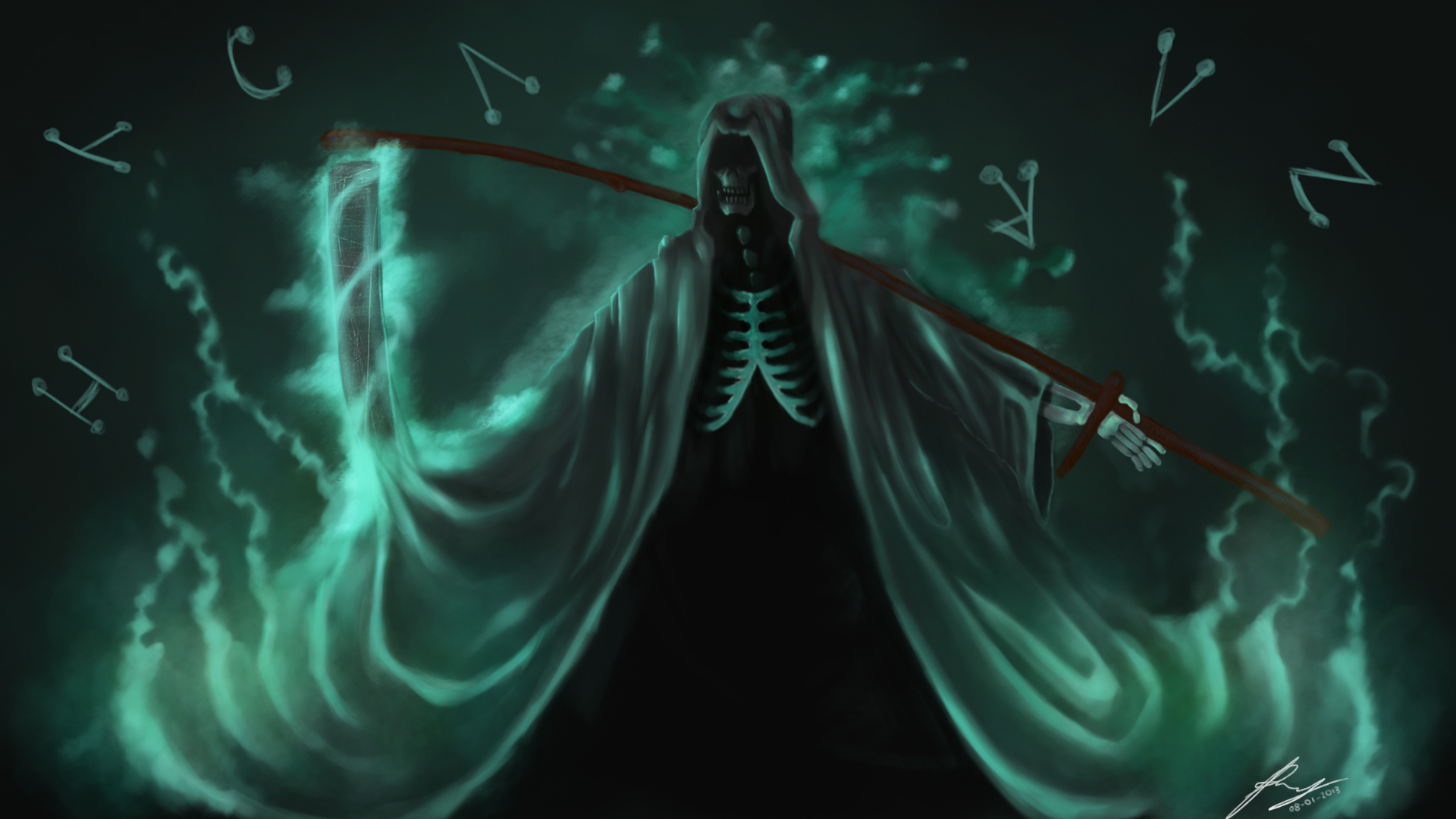 reaper anime wallpaper - photo #42