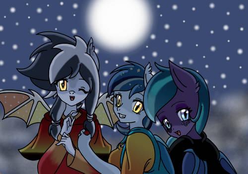 Bat pony ocs