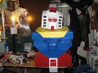Gundam lets do it by TomitakeFLASH