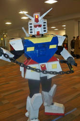 Rx-78 by TomitakeFLASH