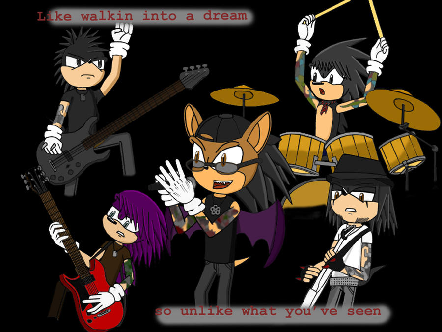 Avenged Sevenfold Bat Country