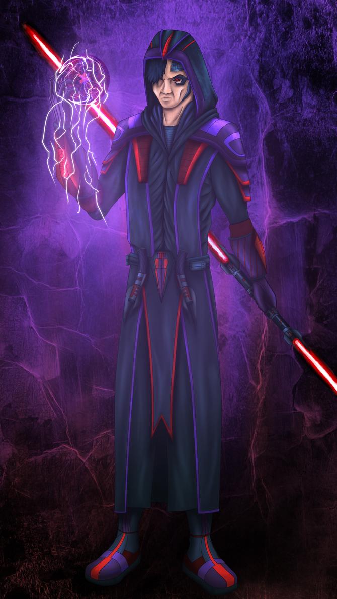 .:Darth Thoronus:. Sith Inquisitor by adrian1997