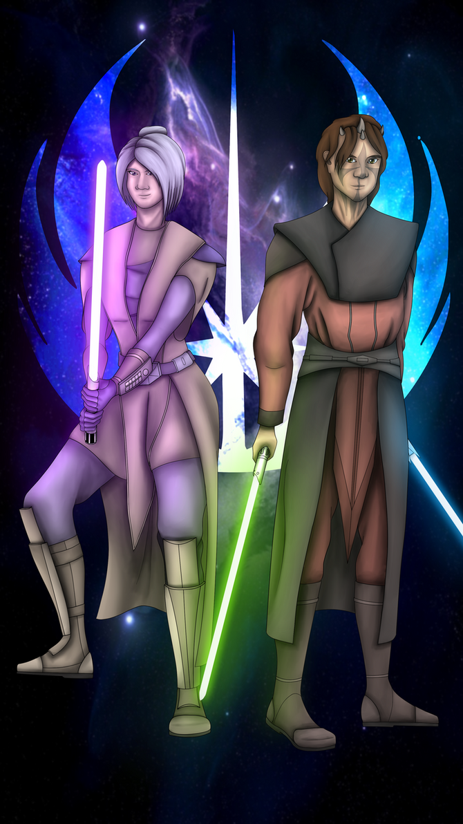 Knights of the Galactic Republic by adrian1997