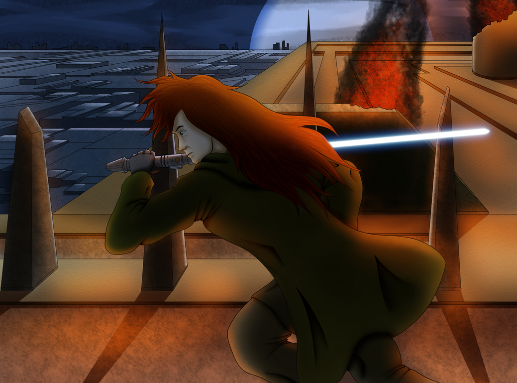 Escape from Order 66 V.2 by adrian1997