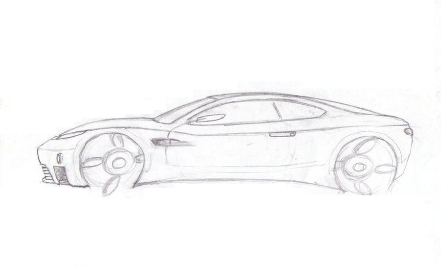 Fine 2d Car Drawing Model - Electrical Diagram Ideas - itseo.info