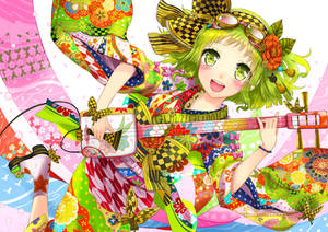 Kimono GUMI