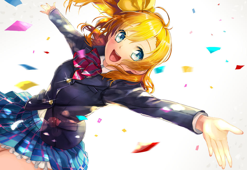 Wallpaper Love Live Tumblr : LoveLive! : Honoka by kanipanda on DeviantArt
