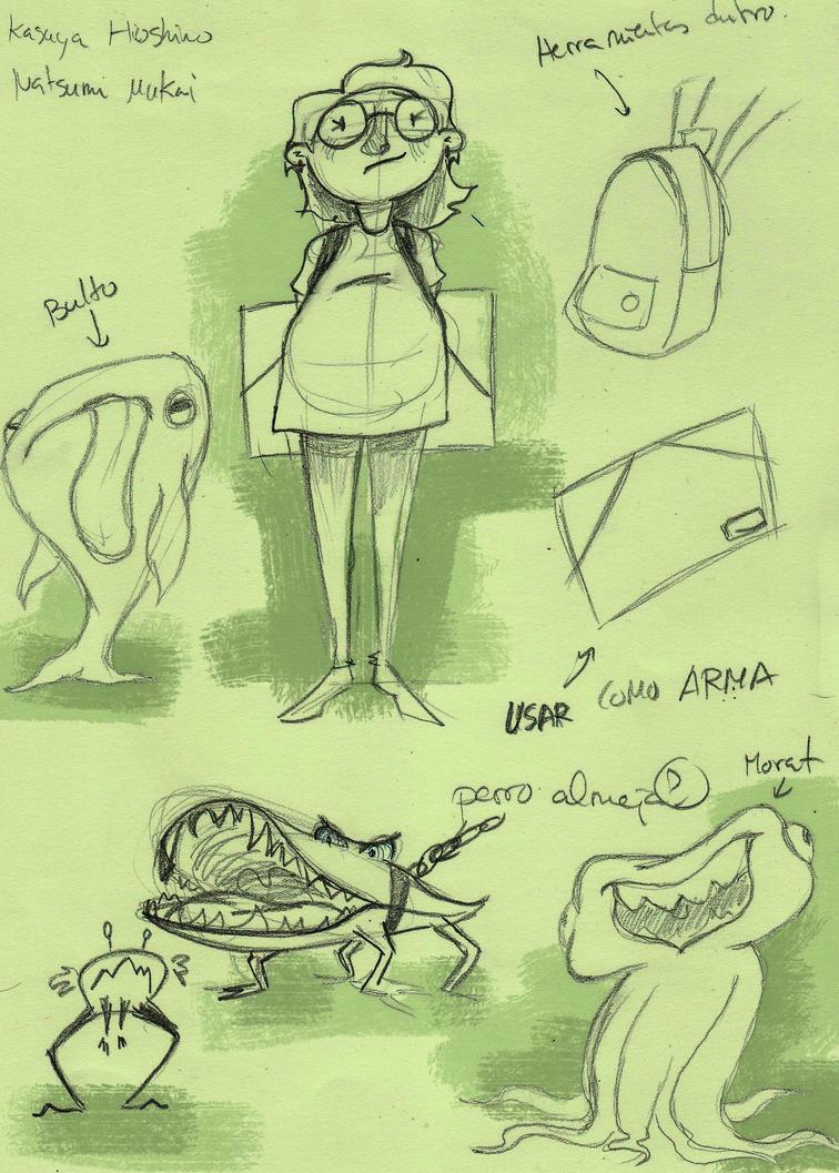 sketches. 14.10.15 by bartizma
