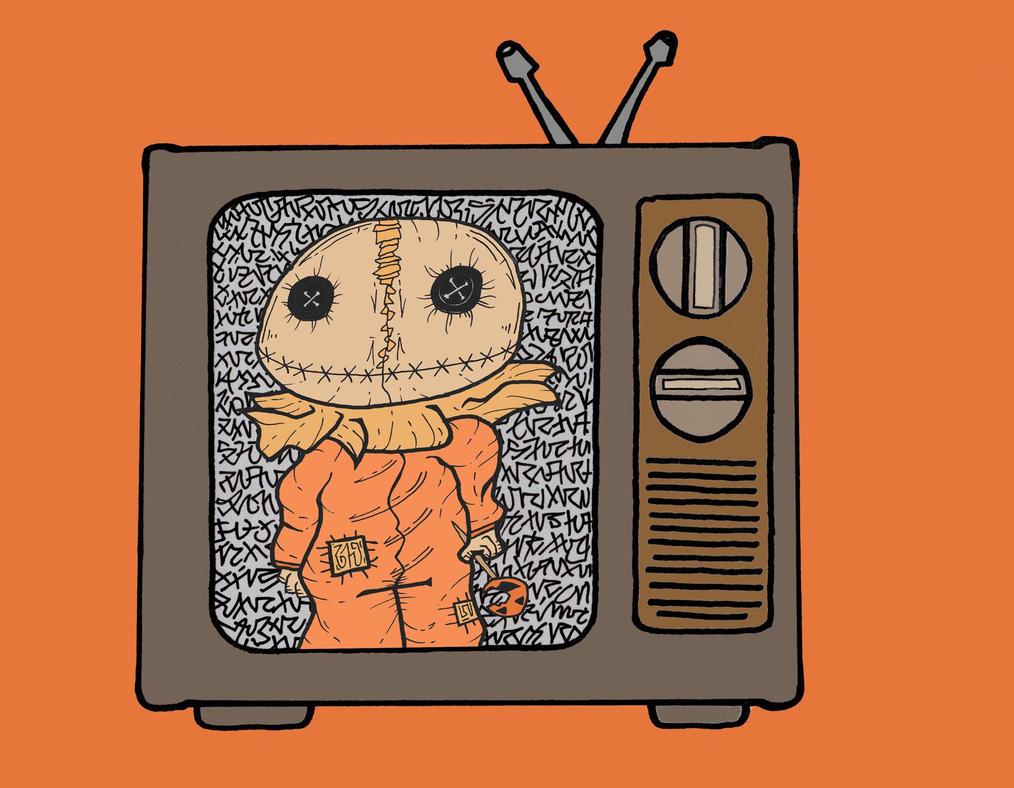 Halloween Horror TV Trickortreat Sam by gnarkiel