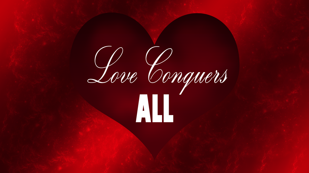 Love conquers All - Happy Valentines Day 2013 by eBulwiaseK on DeviantArt