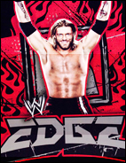 WWE Edge Rated R Avatar by windows8osx