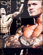WWE Randy Orton RKO Avatar by windows8osx