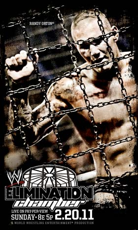 WWE Elimination Chamber Teaser by windows8osx