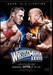 WWE Wrestlemania 28 Poster HQ