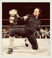 The Undertaker Filtered  Photo by windows8osx