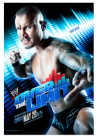 WWE Over The Limit 2012 Poster HQ by windows8osx