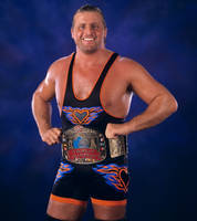 Owen Hart WWF European Champ by windows8osx