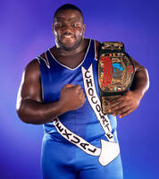 Sexual Chocolate Mark Henry WWE European Champ by windows8osx